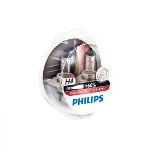 Auton polttimot | Philips VisionPlus H4 H7 | Järvenpään Varaosakeskus