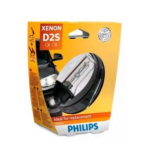 Philips Vision Xenon D2S polttimo | Järvenpään Varaosakeskus Oy