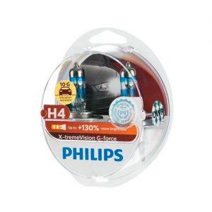 Philips auton polttimot | Philips X-TremeVision G-force H7 H4 H1 | Järvenpään Varaosakeskus Oy