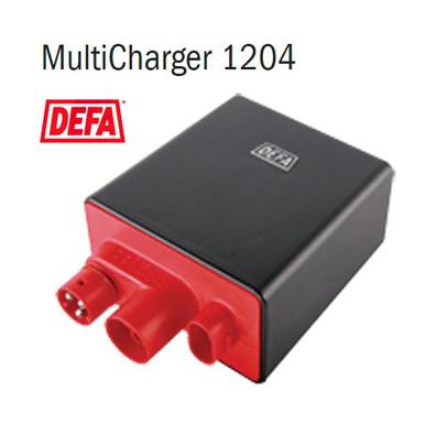 Defa Auton Akkulaturi - Defa MultiCharger 1204