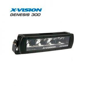 Led lisävalot led paneeli | X-Vision Genesis 300 hinta 155€ kappale | Järvenpään Varaosakeskus