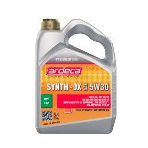 Moottoriöljy Ardeca Synth-DX 5W30
