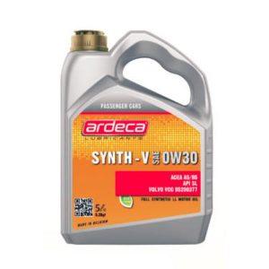 Ardeca Synth-V 0W30 | Järvenpään Varaosakeskus Oy